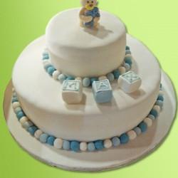 Christening Cake 15