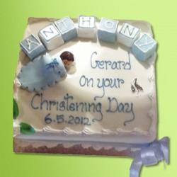 Christening Cake 14