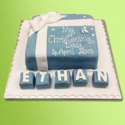 Christening Cake 13