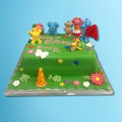 Night Garden Cake 2