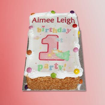 Shelbourne Newry Birthday Cakes